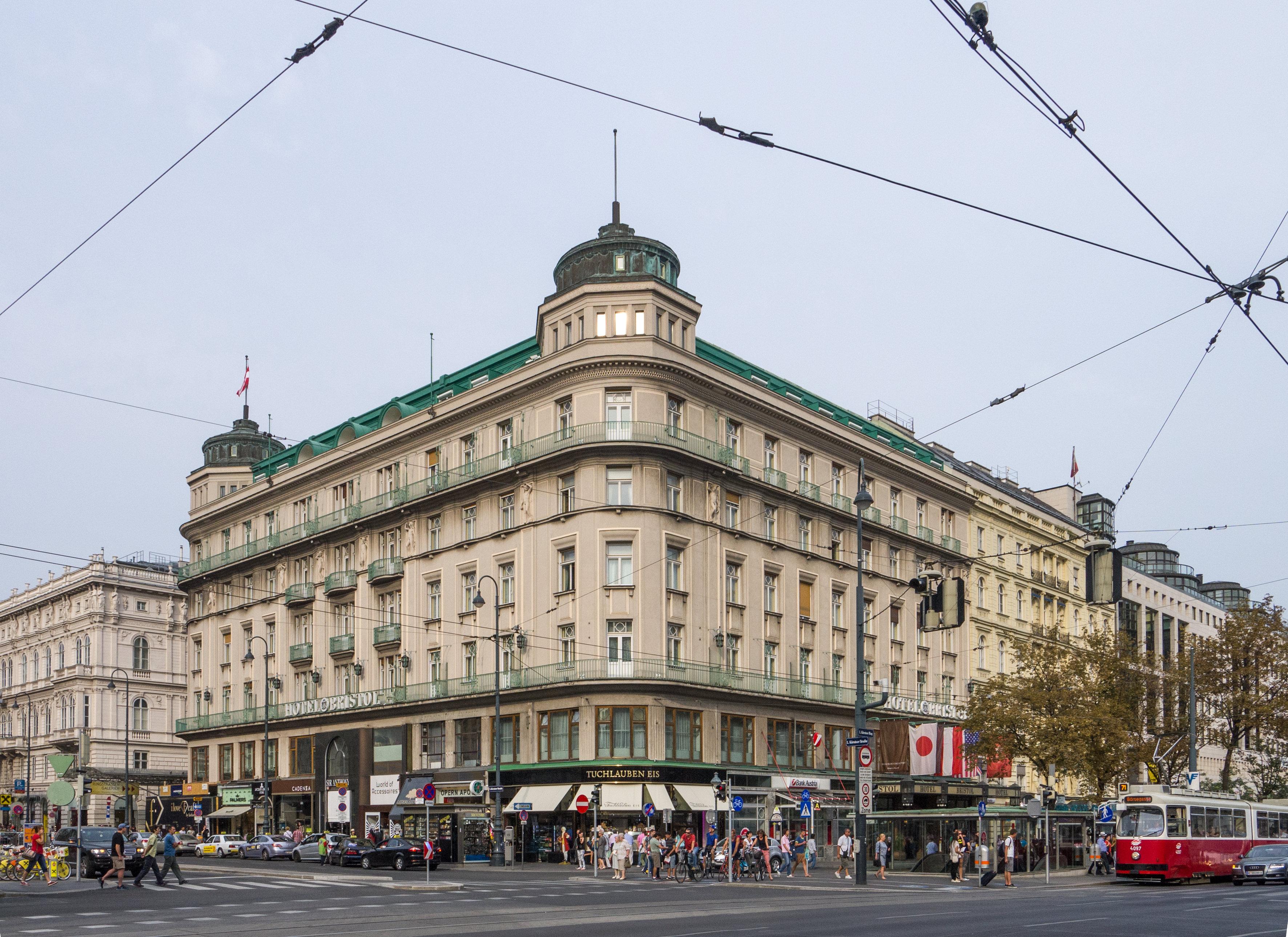 Hotel Bristol Wien Wikipedia