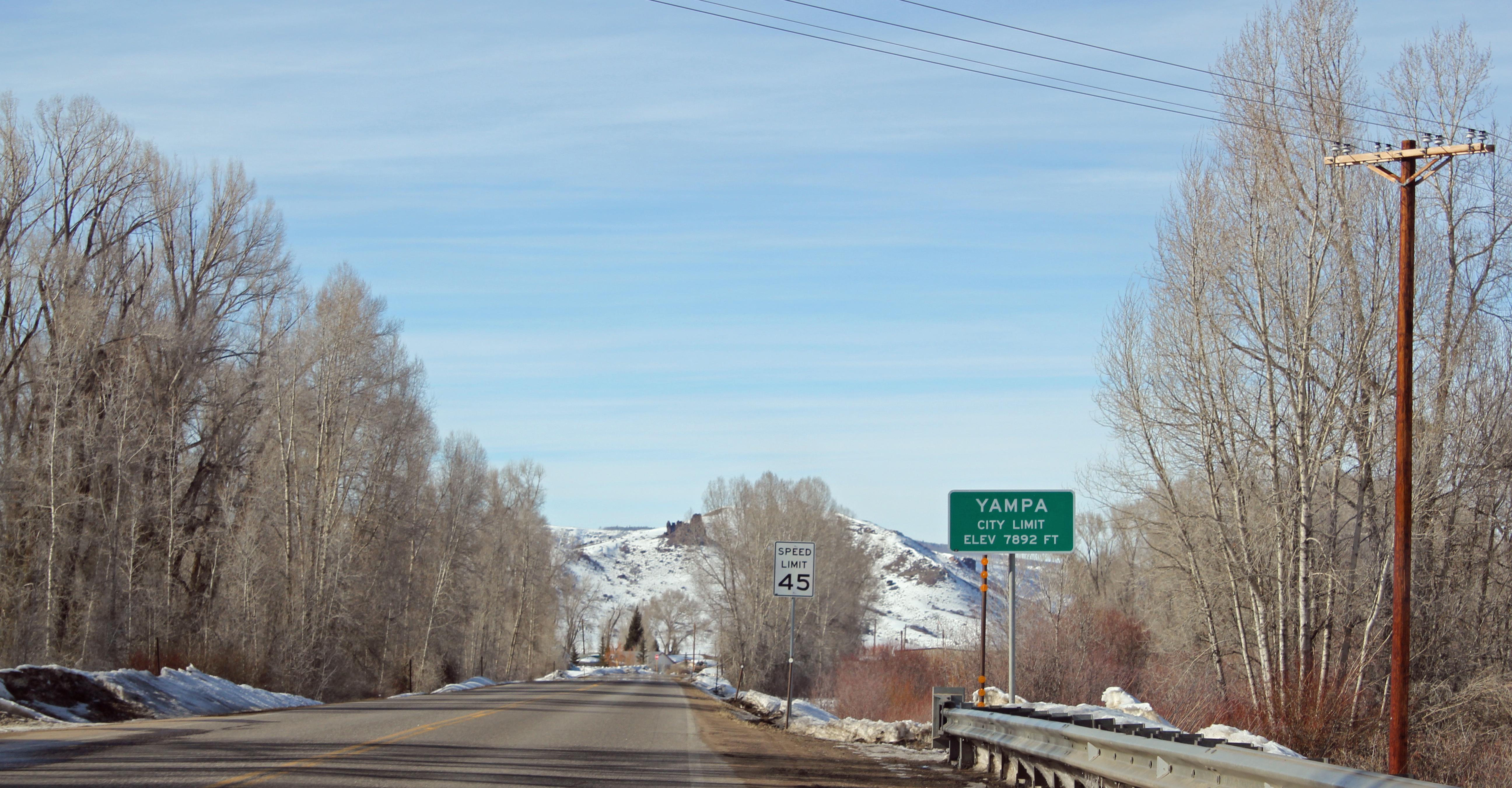 Yampa, Colorado - Wikipedia, the free encyclopediayampa town
