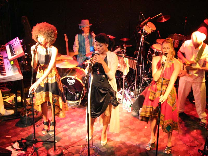 Zap Mama - Simple English Wikipedia, the free encyclopedia