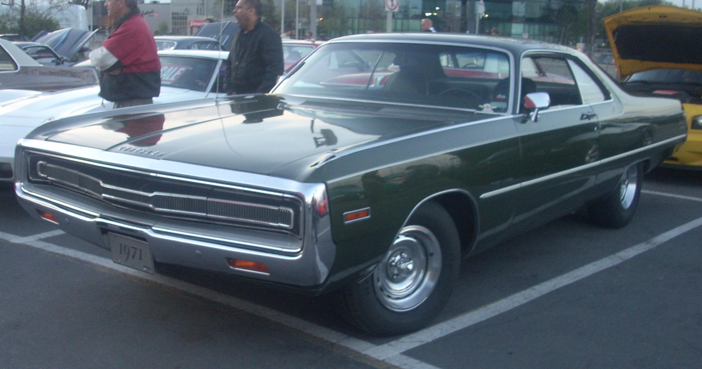 Chrysler 300 non letter series