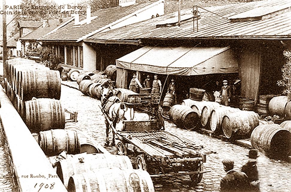 Entrepôt de Bercy
