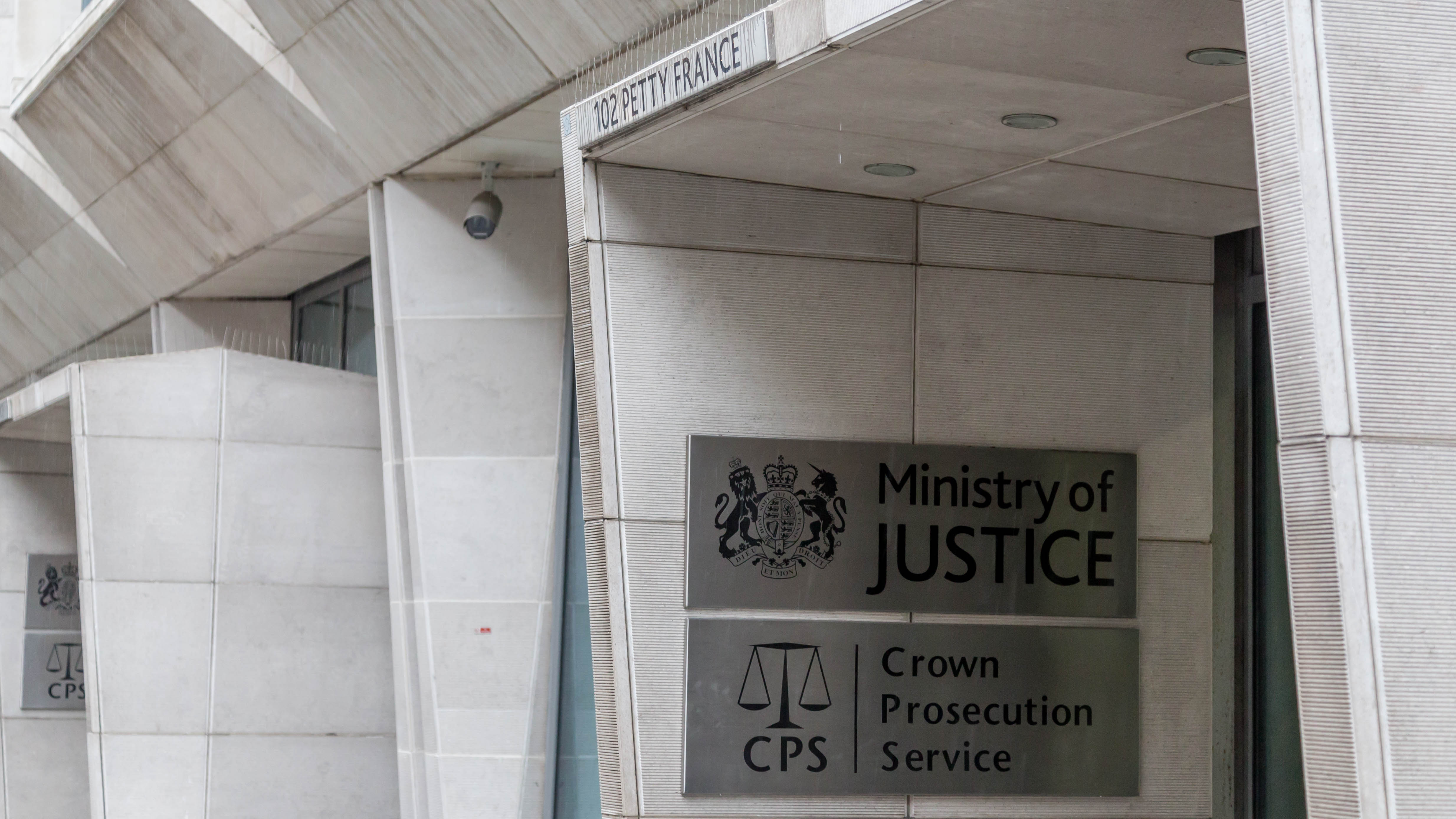 Image result for crown prosecution service""