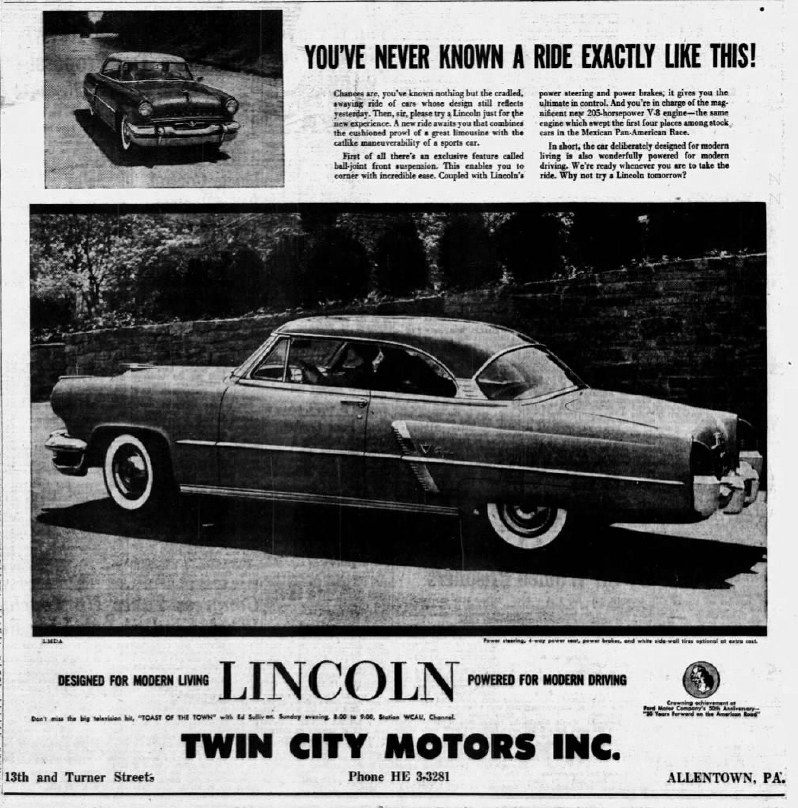 Twin City Motors >> File 1953 Twin City Motors 8 Jul Mc Allentown Pa Jpg