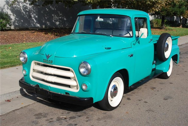 File:1955-56 Dodge pickup.jpg - Wikimedia Commons