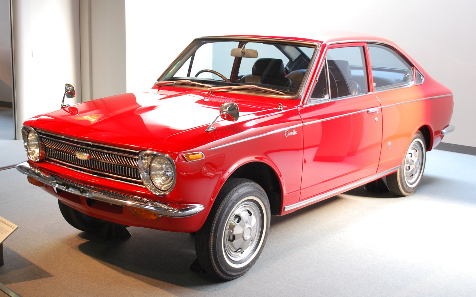 File 1968 Toyota Corolla Sprinter 01 Jpg Wikimedia Commons