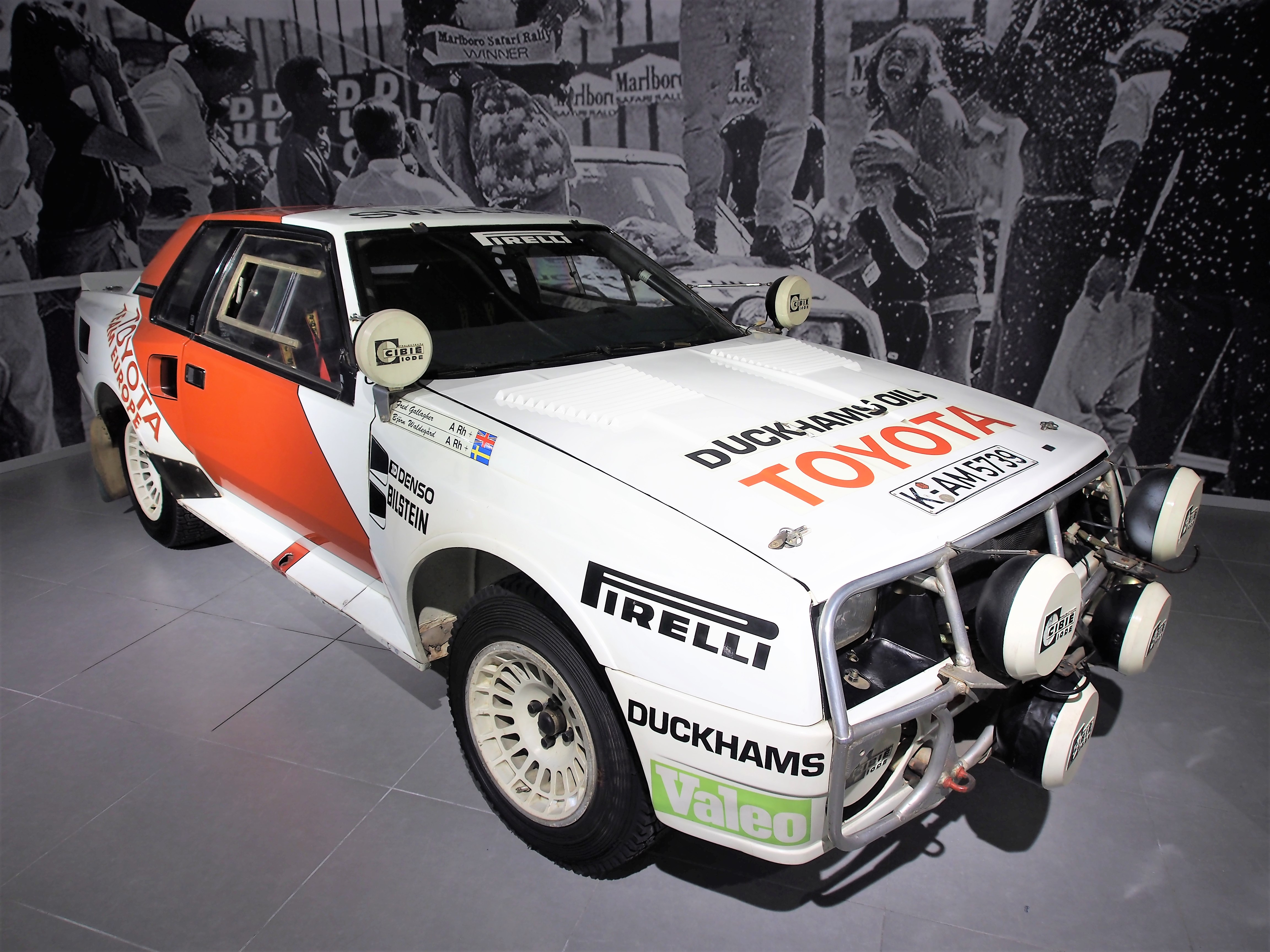 File:1986 Toyota Celica Coupe GT-TS TwinCam Turbo Group B