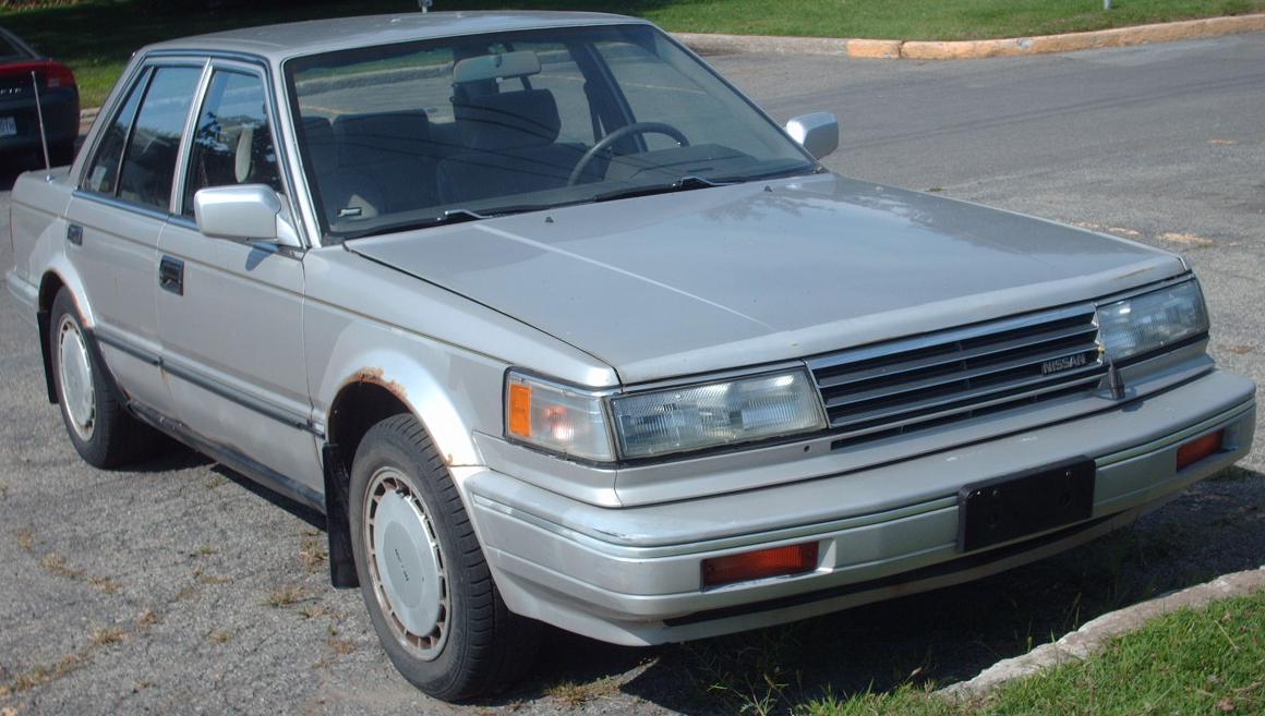 Nissan maxima 88