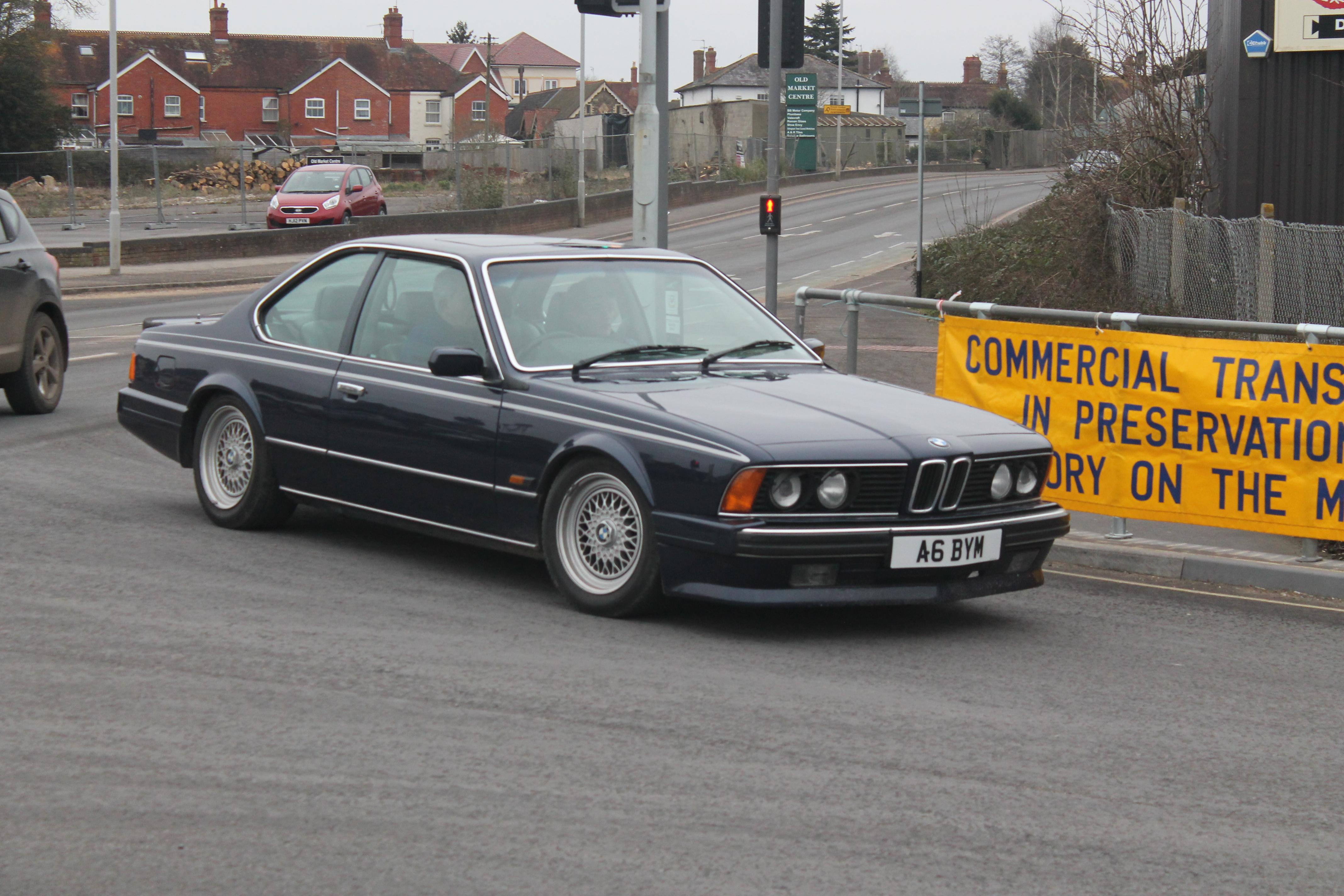 File BMW Series CSI E Jpg Wikimedia - 1988 bmw 6 series
