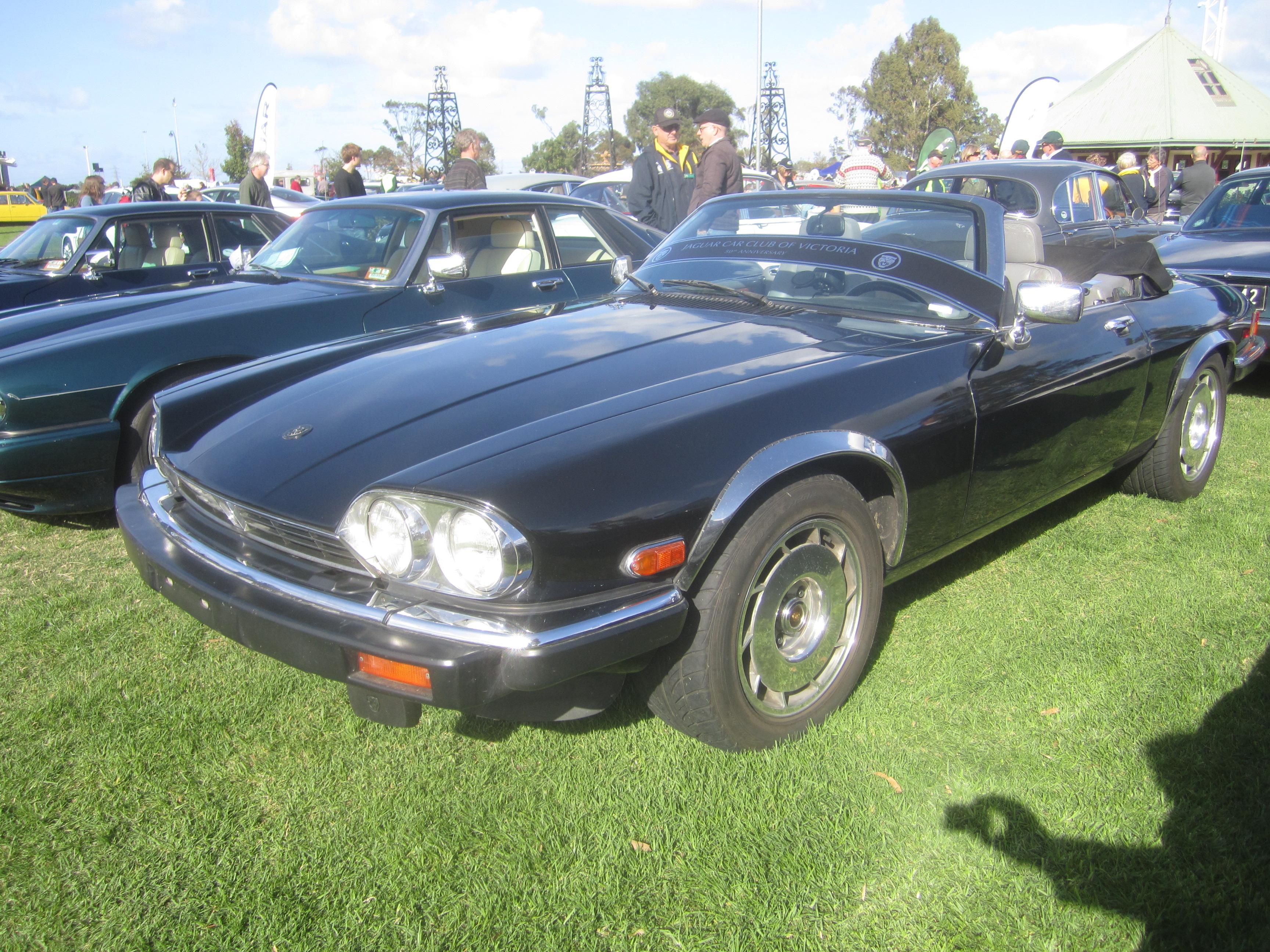 File 1988 Jaguar Xj S V12 Convertible Jpg Wikimedia Commons
