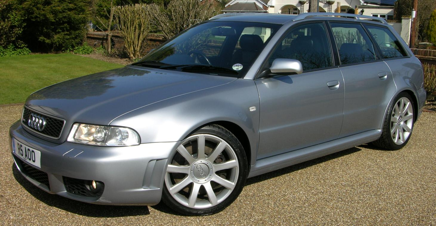 File 2001 Audi Rs4 B5 Avant Flickr The Car Spy 23