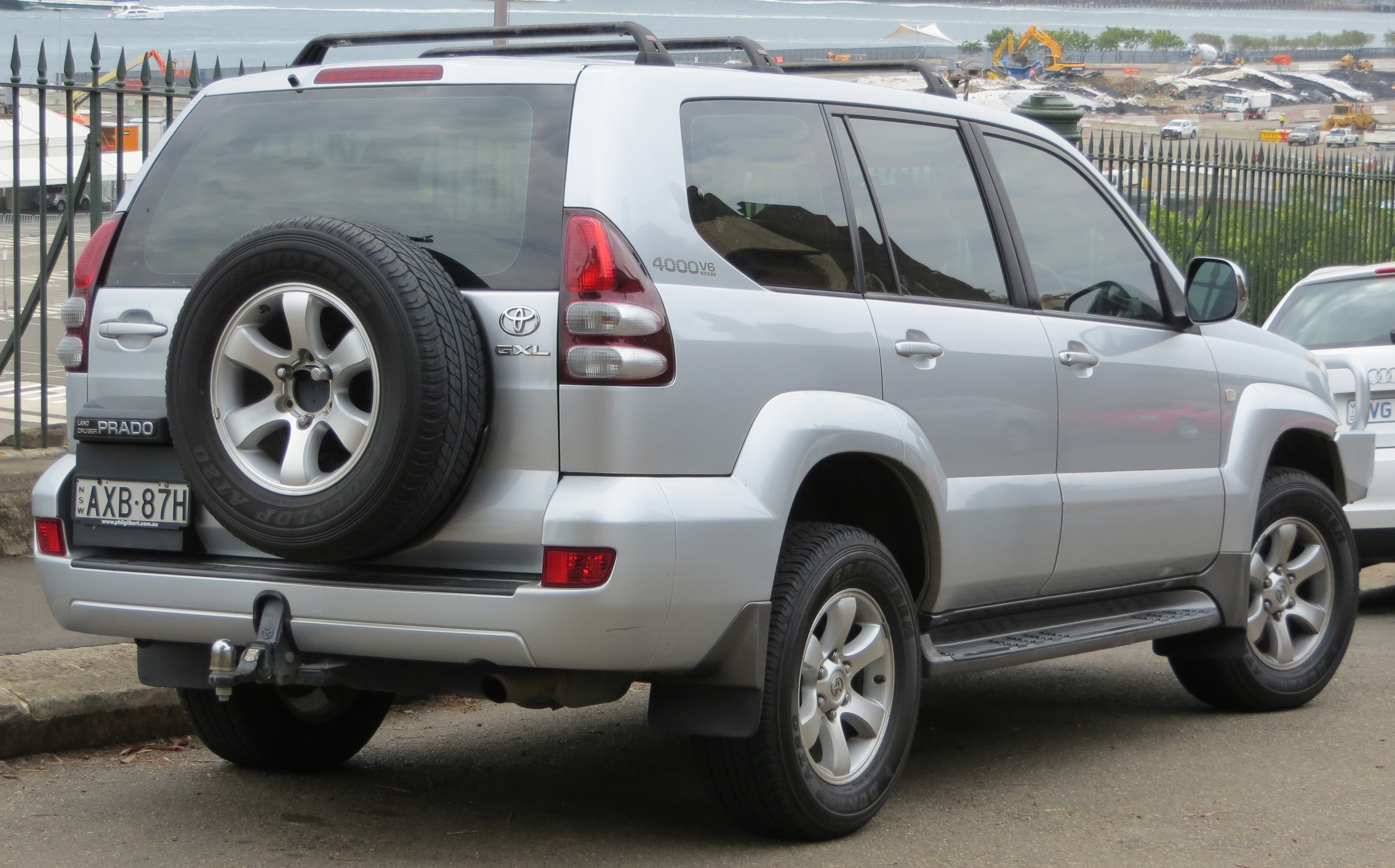 Kelebihan Toyota Prado 2005 Murah Berkualitas