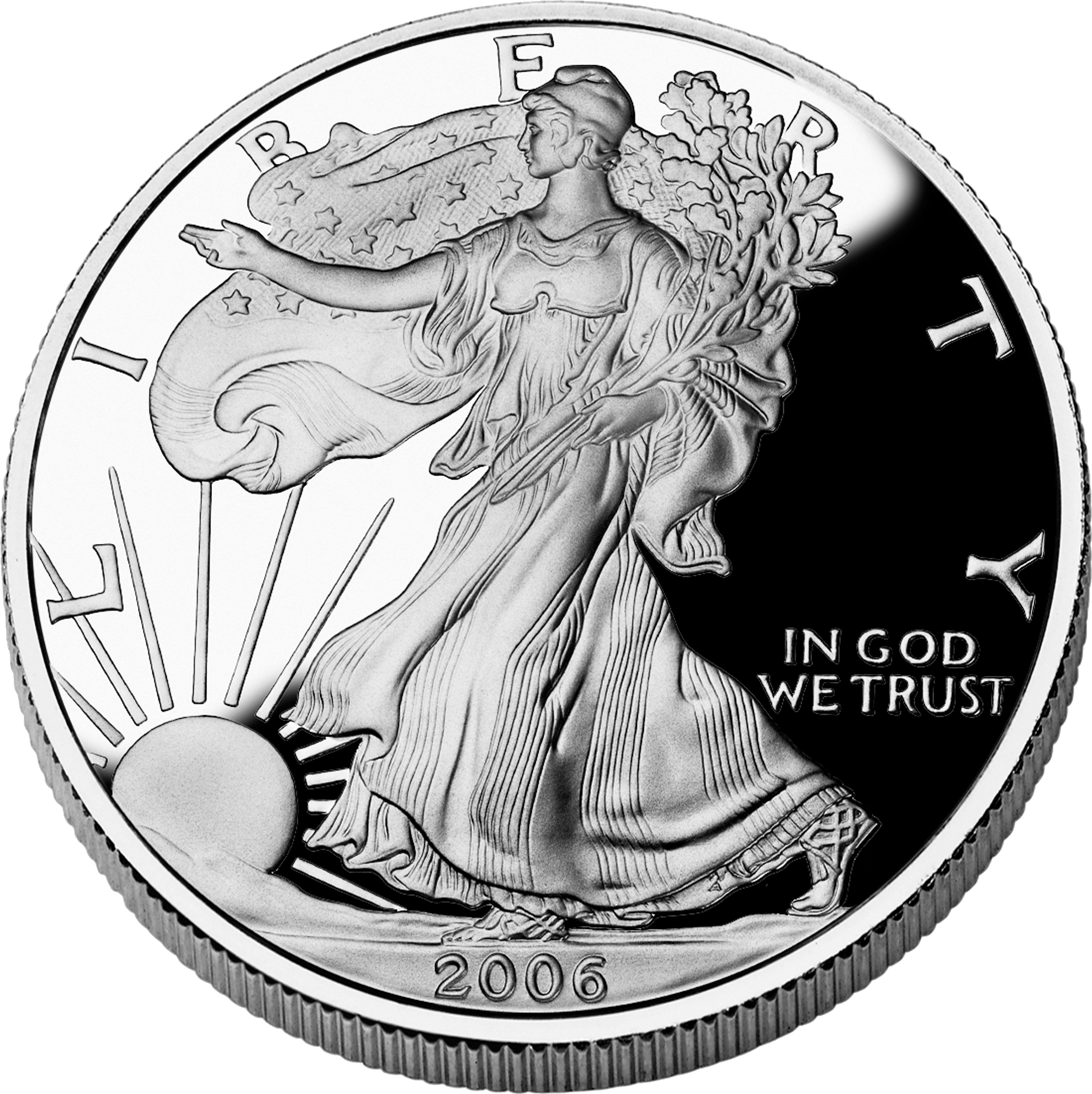 how to tell if a coin is silver proof