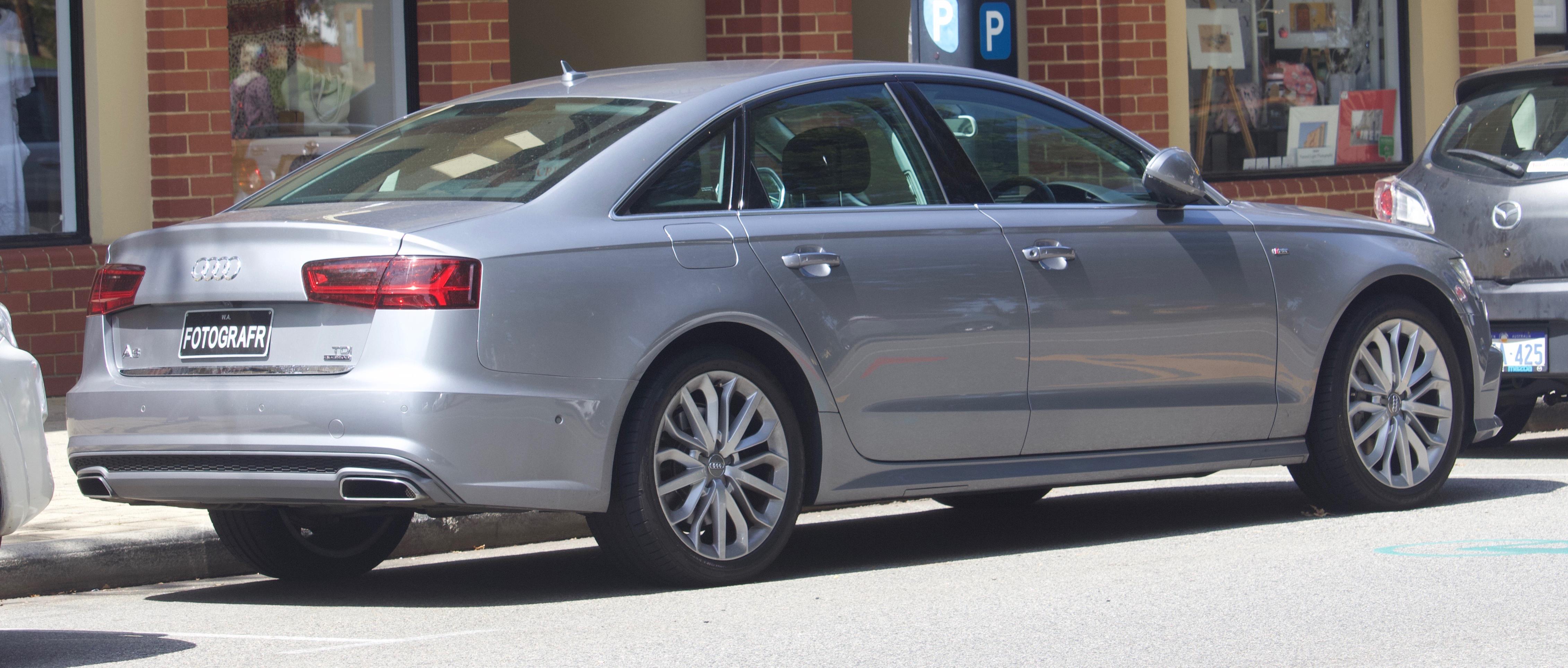 Kelebihan Audi A6 2016 Perbandingan Harga