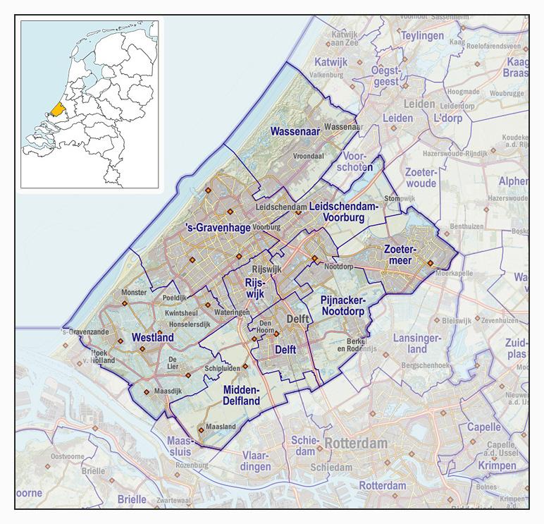 Veiligheidsregio Haaglanden Wikipedia
