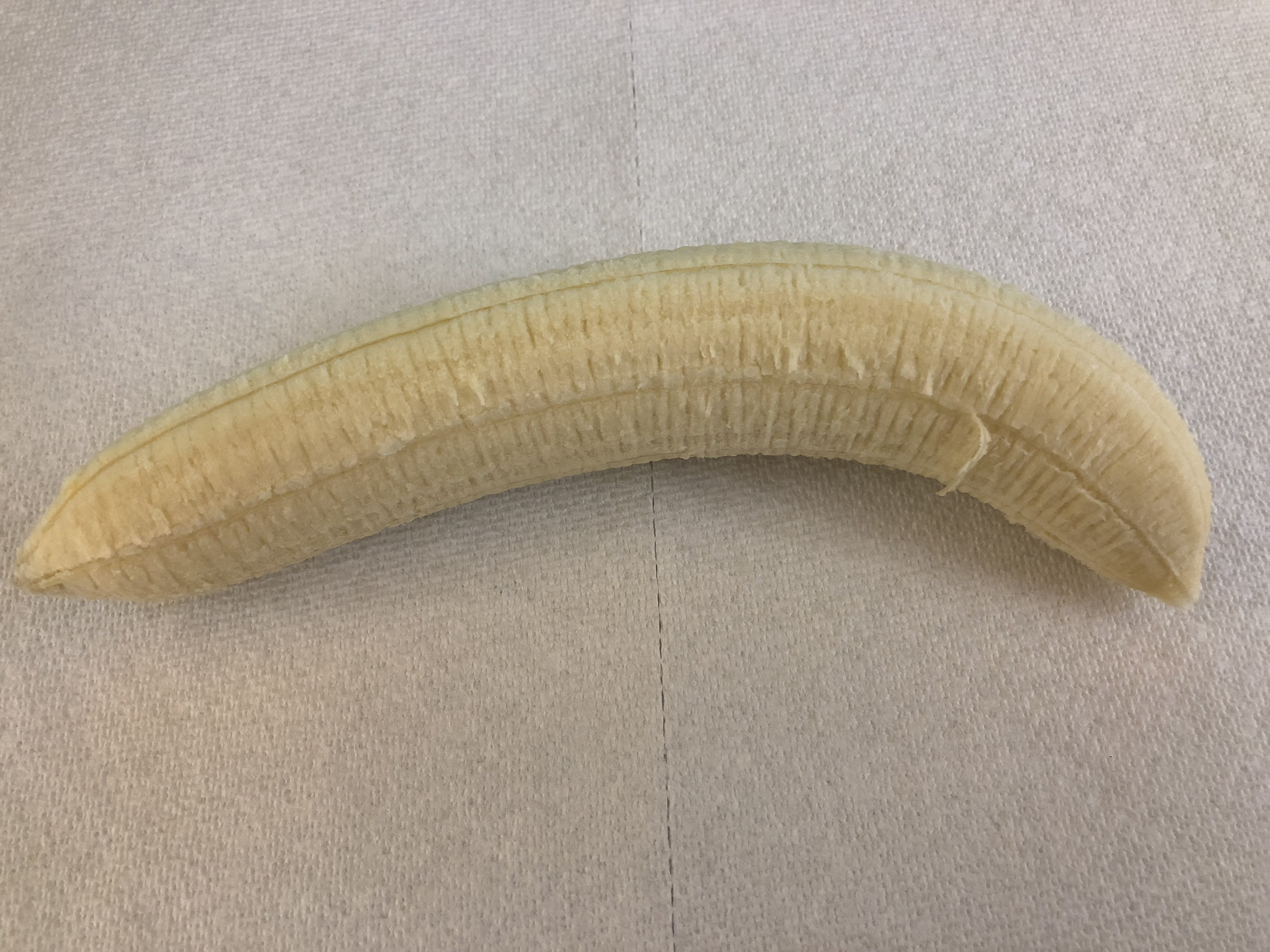 Image result for fully peeled banana