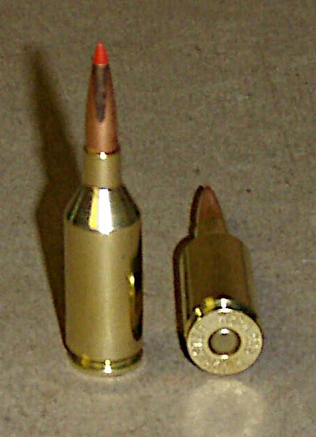 223 Winchester Super Short Magnum Wikipedia