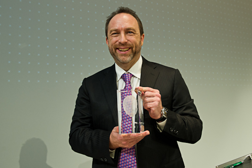 Jimmy Wales Avatar