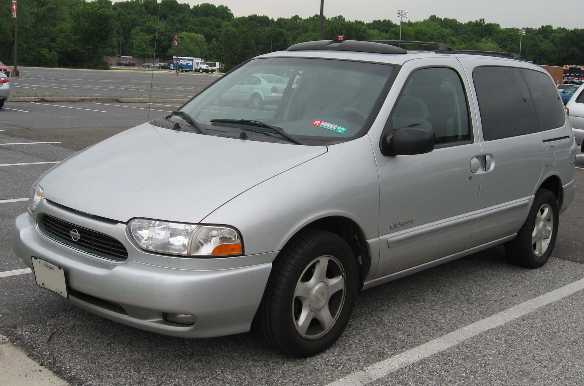 File 2nd Nissan Quest on 1998 ford windstar engine