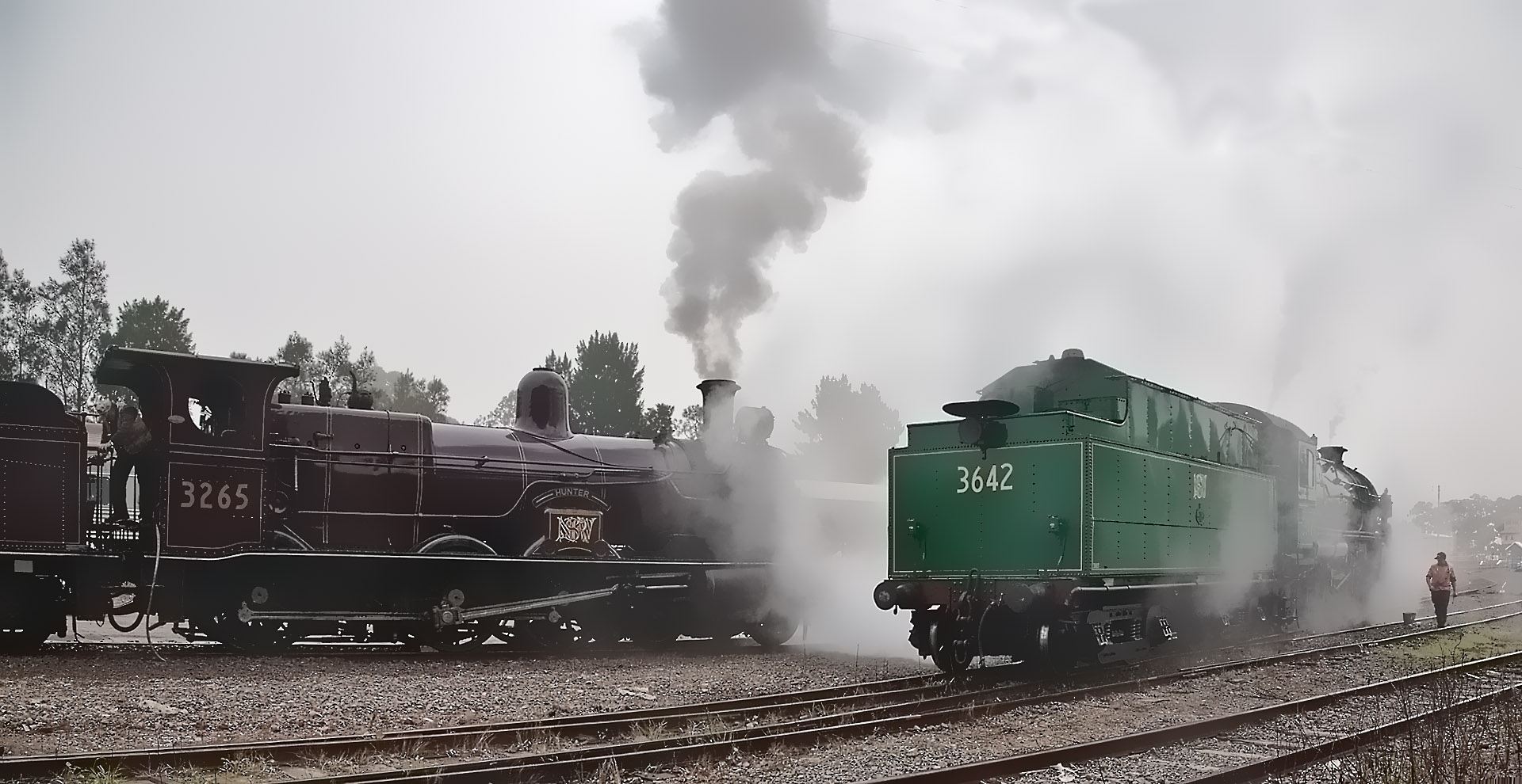 file 3642 and 3265 at steam fest in maitland 1 jpg wikimedia commons