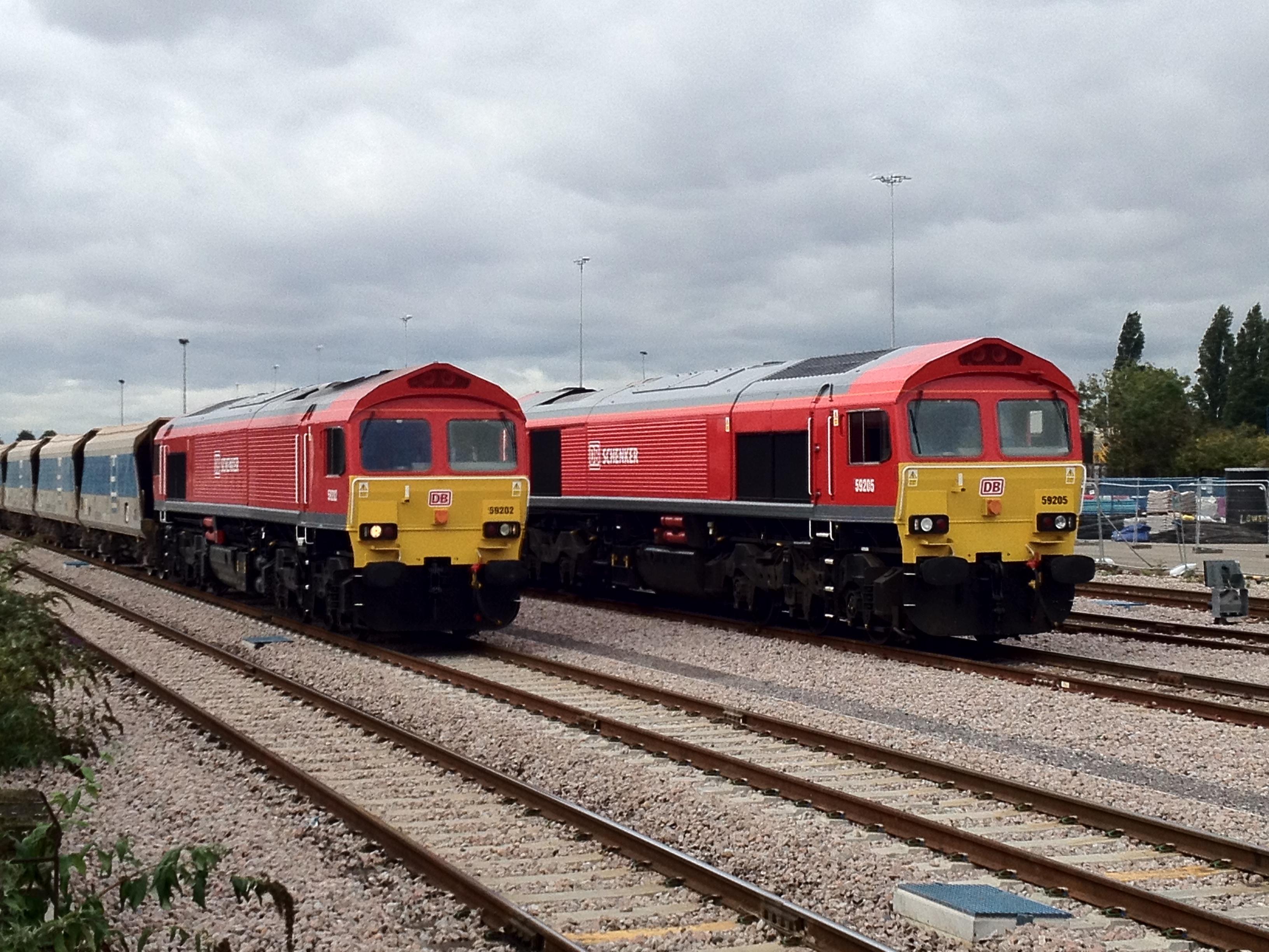 British Rail Class 59