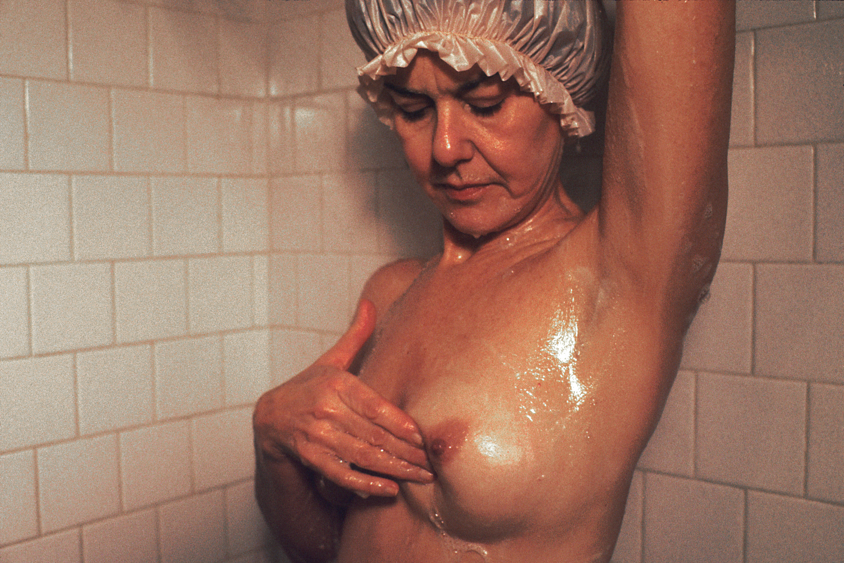 Breast cancer self examination instructional video 1 1