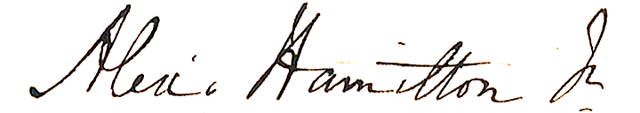 Alexander Hamilton Jr 1816 1889 Military Wiki Fandom