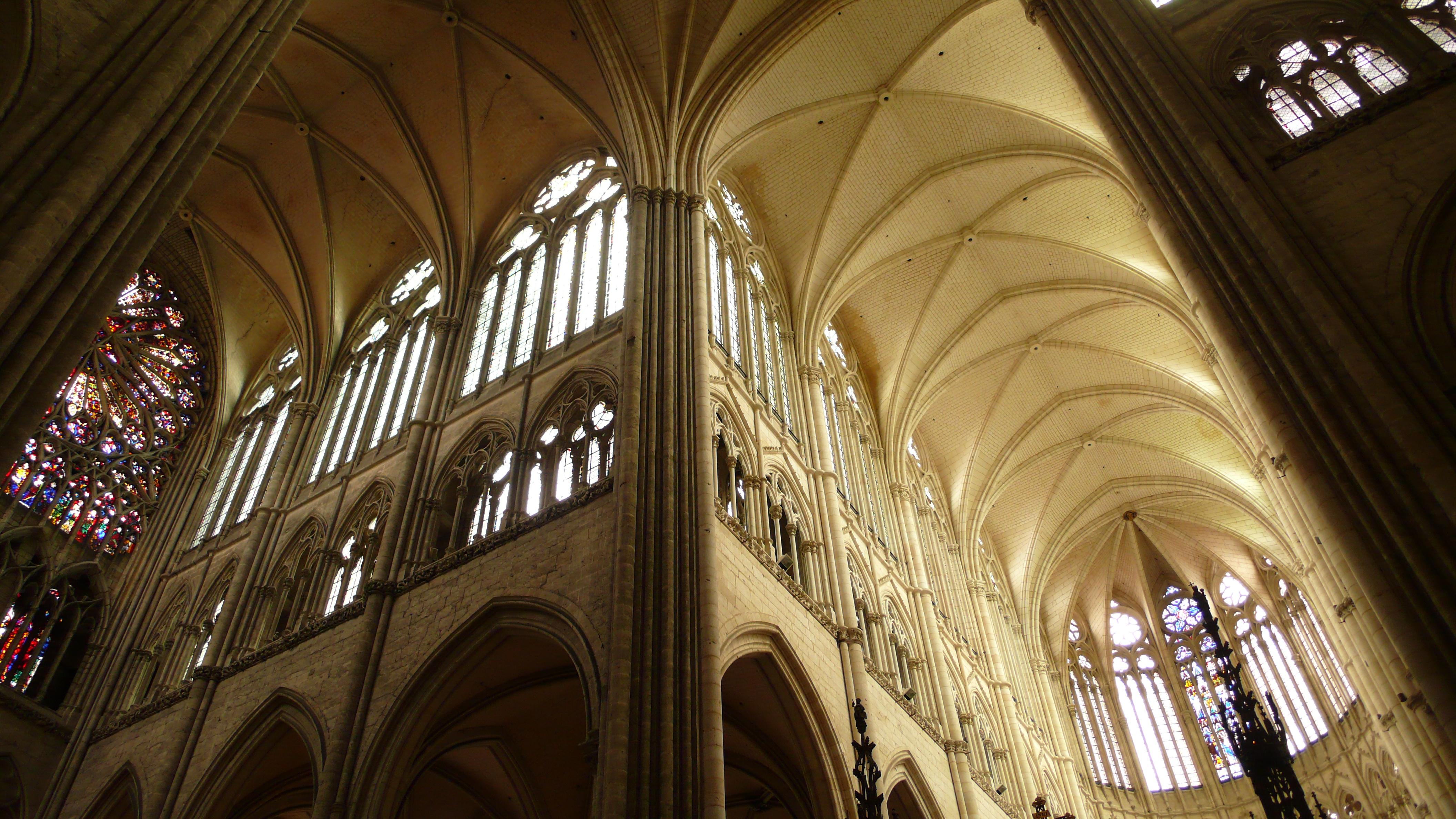 Sociales san mart n 2 arquitectura g tica estructura for Arquitectura gotica partes