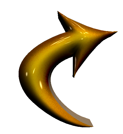 File:Arrow curved 3D.png - Wikimedia Commons