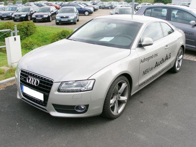 Audi A5 front 20080129