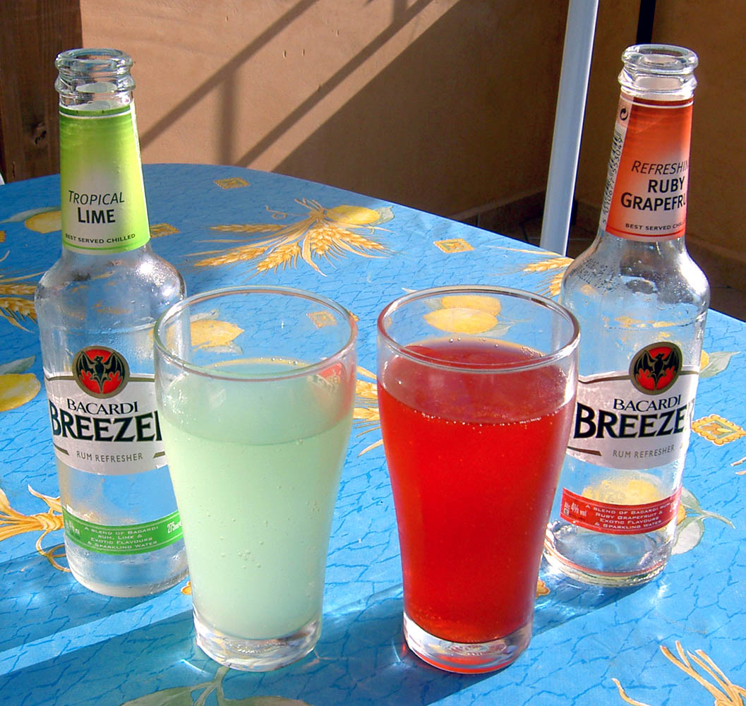 Blazer Drink Alcohol Percentage