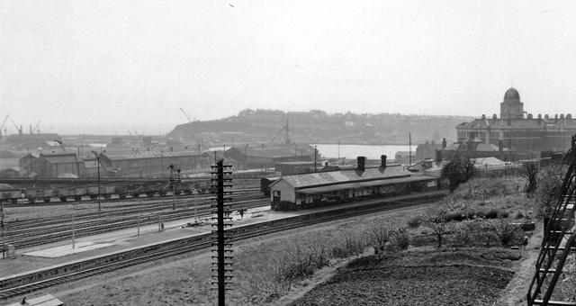 Barry Docks Station 1766431