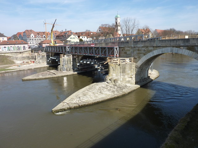 Stone Bridge (Regensburg) Quiz