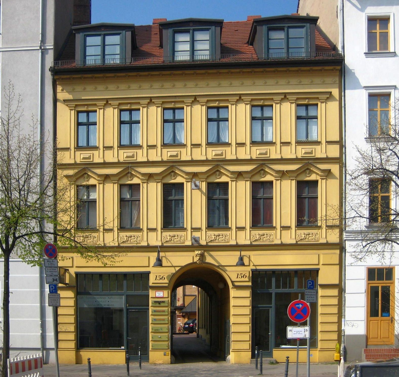 datei berlin mitte brunnenstrasse 156 wikipedia. Black Bedroom Furniture Sets. Home Design Ideas