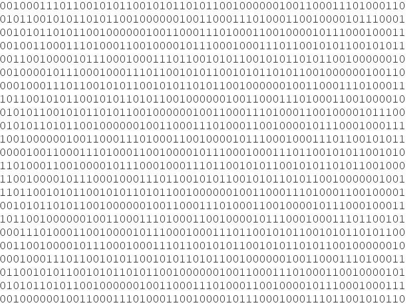 Binary Backdrop
