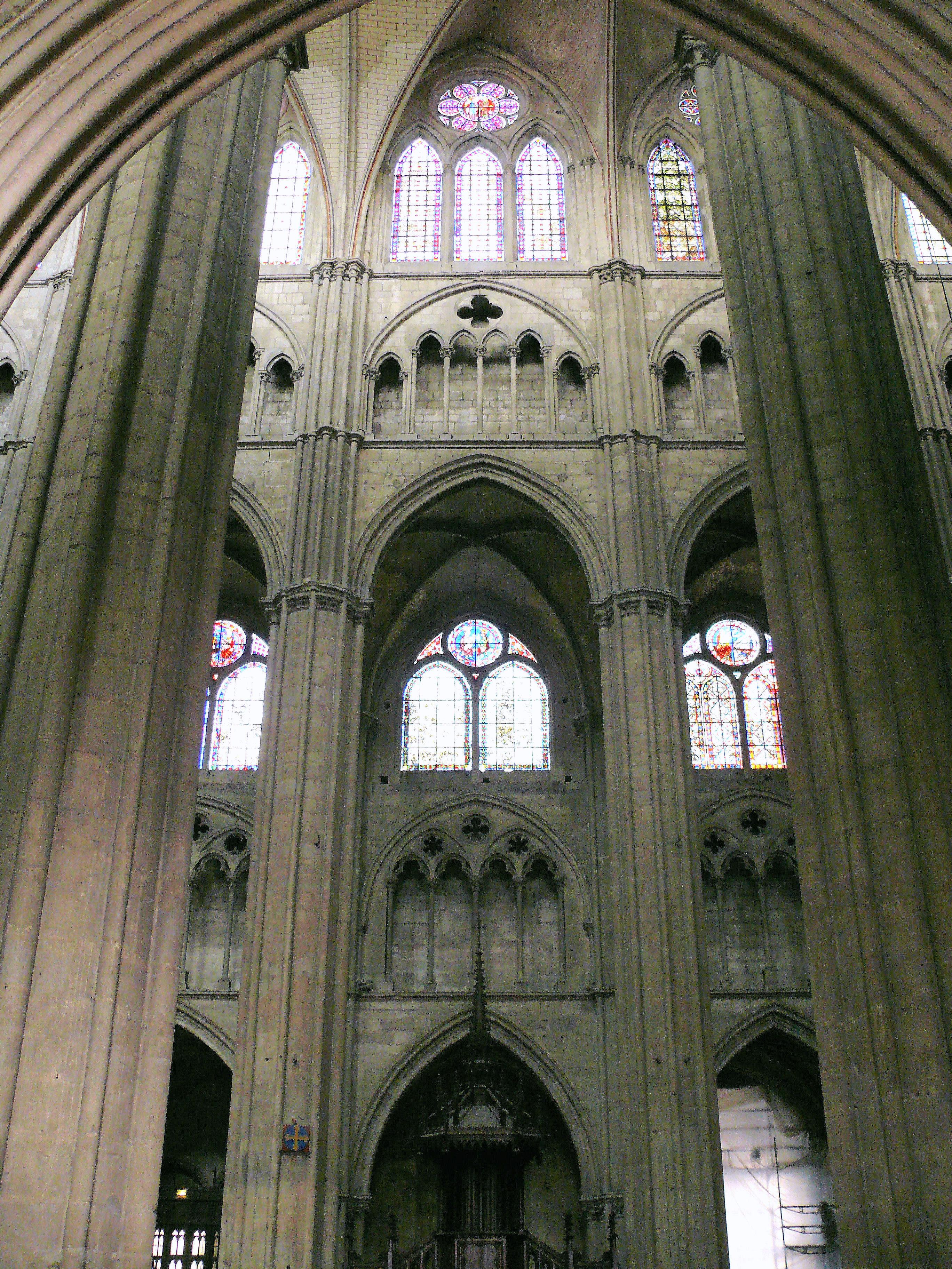 fichier:bourges - cathédrale - architecture -8 — wikipédia