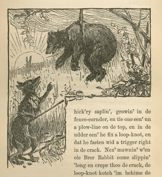An essay on brer rabbit earns a dollar a minute