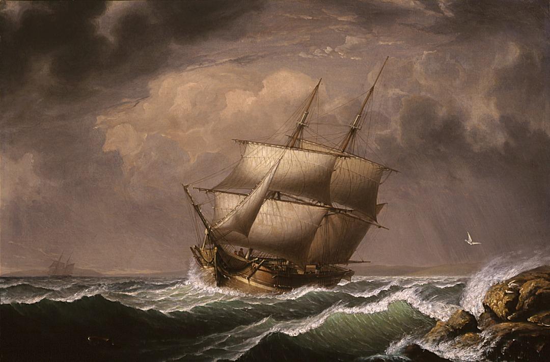 File:Brig Off the Maine Coast LACMA AC1994.152.7 (2 of 2 ...