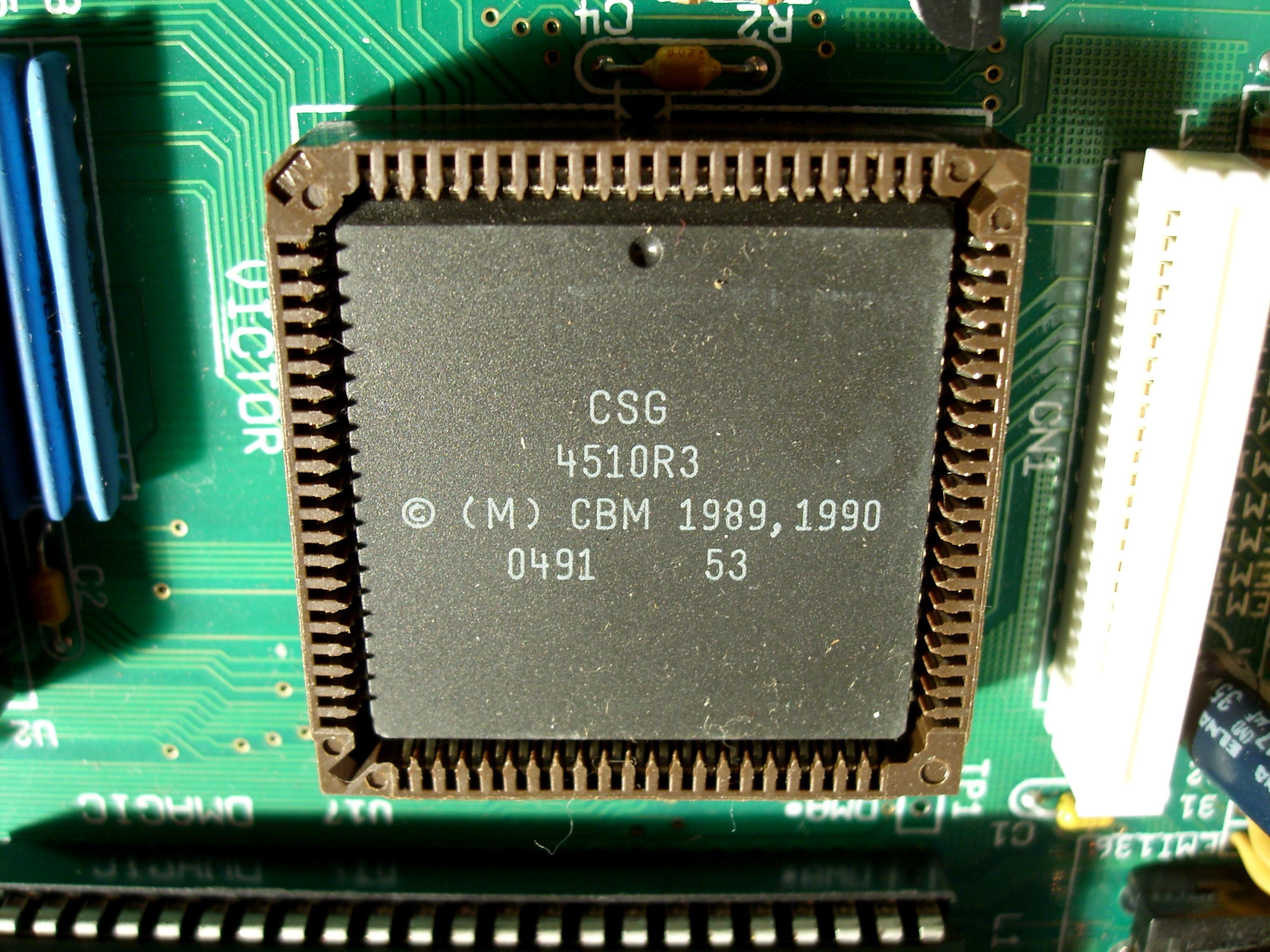 MOS Technology 4510