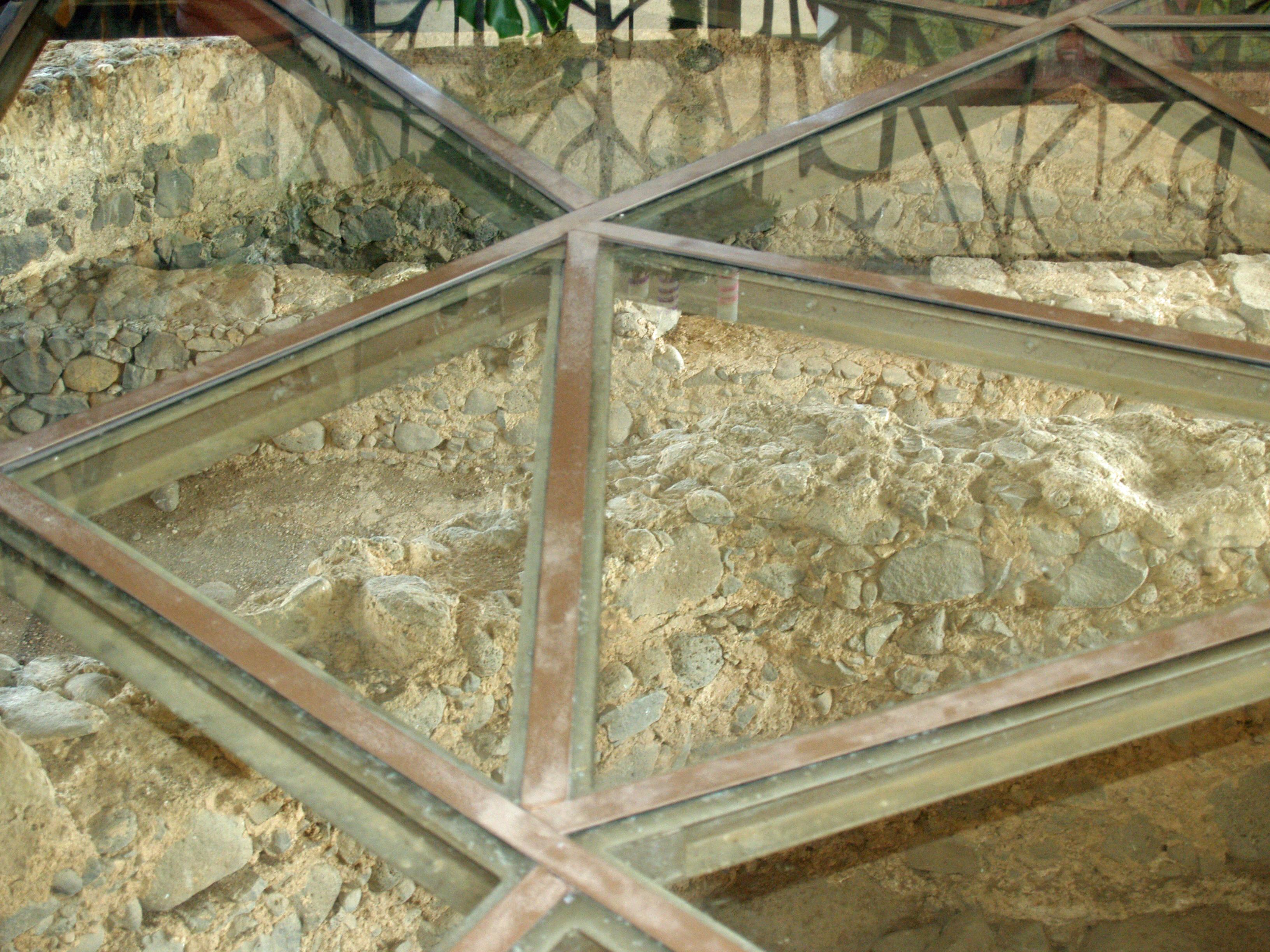 File Capernaum Original Church Ruins By David Shankbone