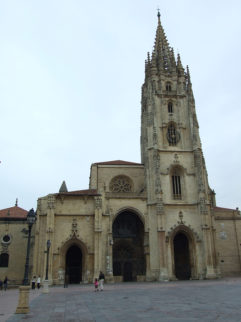 Cathedral of San Salvador, Oviedo