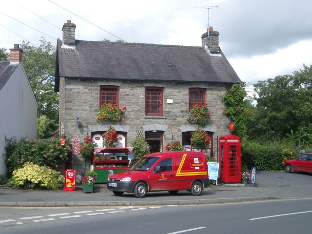 Cenarth Post Office - geograph.org.uk - 357902