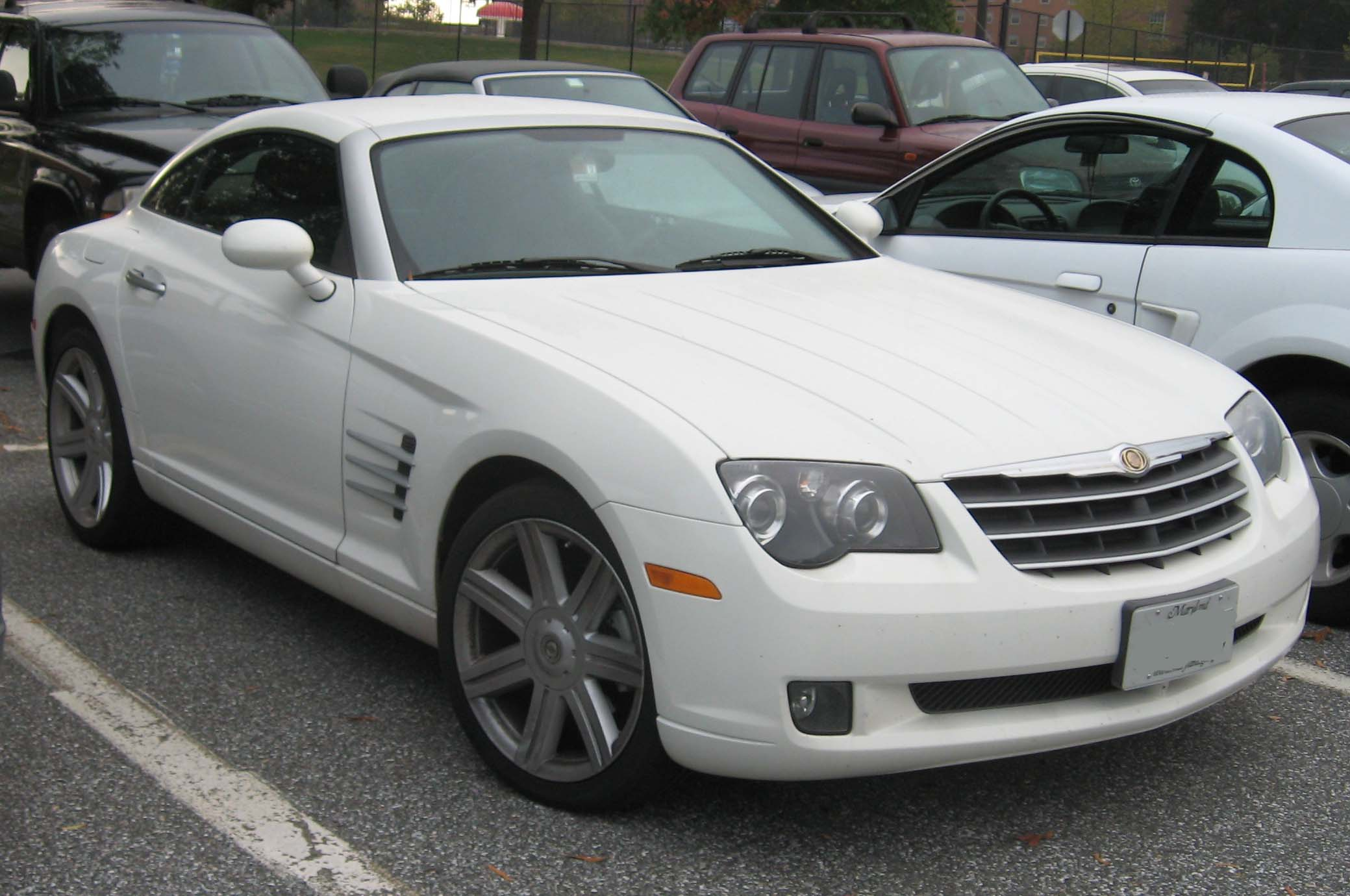 File:Chrysler-Crossfire-hatch.jpg - Wikimedia Commons