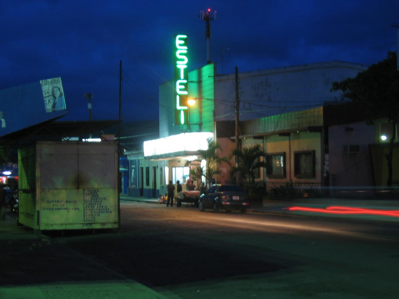 Cine Estelí podría estar listo en Agosto