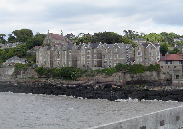 Clevedon Seafront - geograph.org.uk - 404084