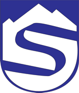 Coat of arms of Svit.png