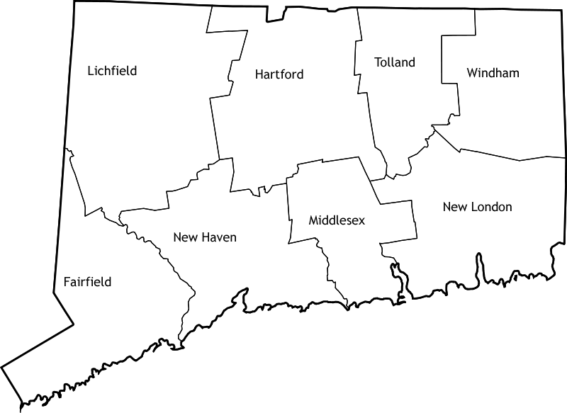 Fișier:Connecticut counties.png