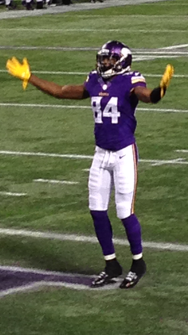 Cordarrelle Patterson - Wikipedia, the free encyclopedia