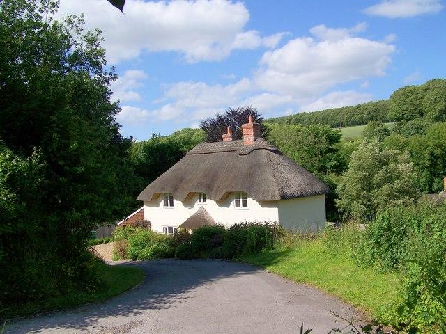 Cottage, Tollard Royal - geograph.org.uk - 855995