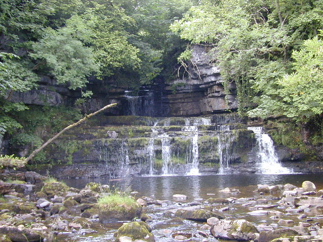 Cotter Force - geograph.org.uk - 106869
