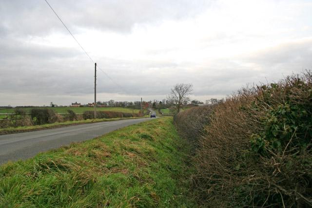Barkbythorpe road